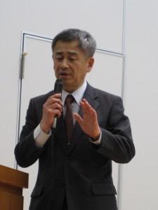 大石雅章鳴門教育大学副学長