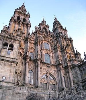 サンチャゴ大聖堂